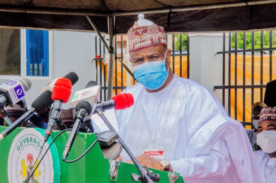 Governor Aminu Waziri Tambuwal of Sokoto State