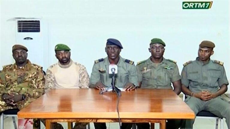 Mali soldiers promise elections after coup