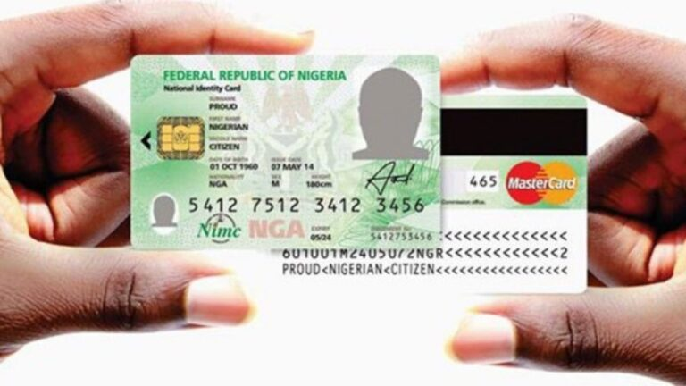 Nigerian Immigration calls for replacement of plastic ID cards with digital identification