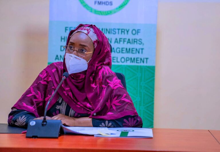 COVID-19 vaccines will cushion Nigeria's humanitarian challenges – Minister