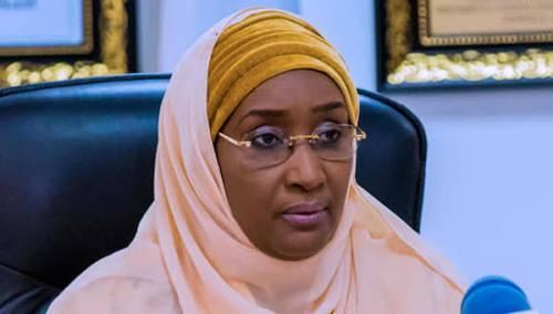 Minister of Humanitarian Affairs, Disaster Management and Social Development, Sadiya Farouk