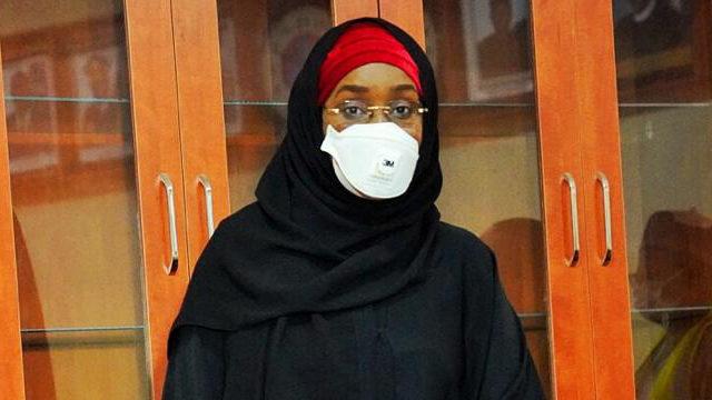 Minister of Humanitarian Affairs, Disaster Management and Social Development, Sadiya Farouq,