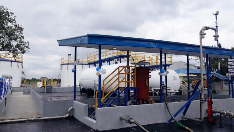 Nigerian Air Force opens aviation fuel depot in Port Harcourt