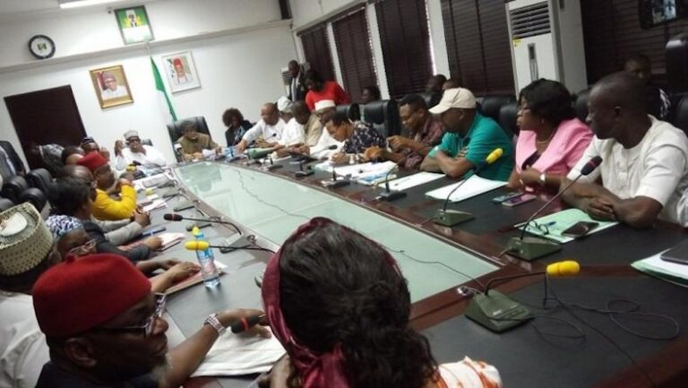 Strike: Group charges Nigerian govt, ASUU to embrace dialogue