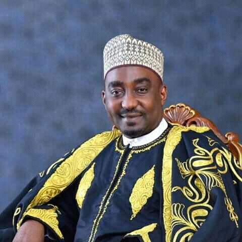 The new Emir of Zazzau, Alhaji Ahmed Nuhu Bamalli