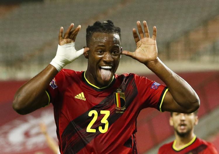 Batshuayi double helps Belgium to 5-1 win over Iceland