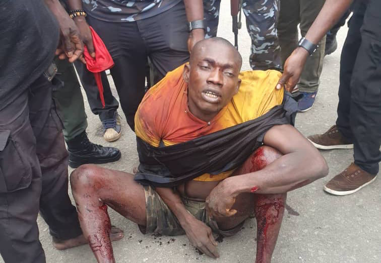 Police arrest 'most dreaded' assassin in Rivers