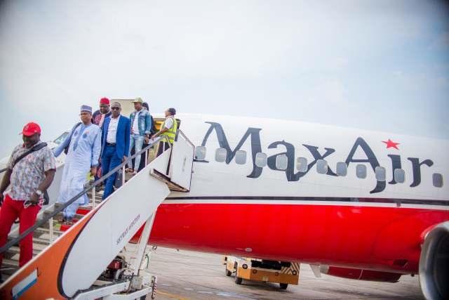 Max Air begins Abuja-Jos flight