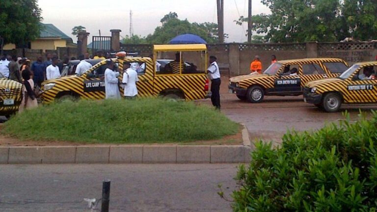 VIO teams up with Nigerian Army to go after traffic violators in FCT
