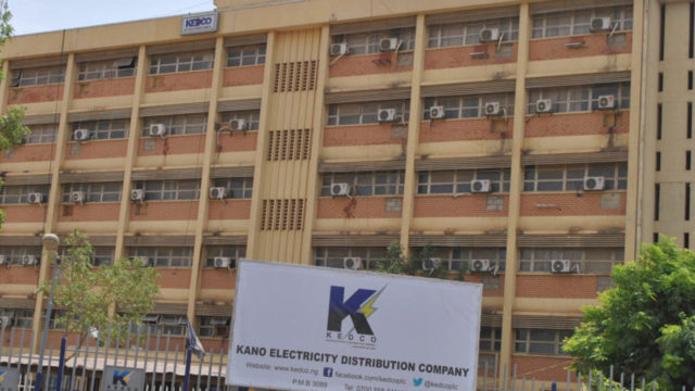 NLC pickets KEDCO head-office over mass retrenchment of workers, other demands in Kano