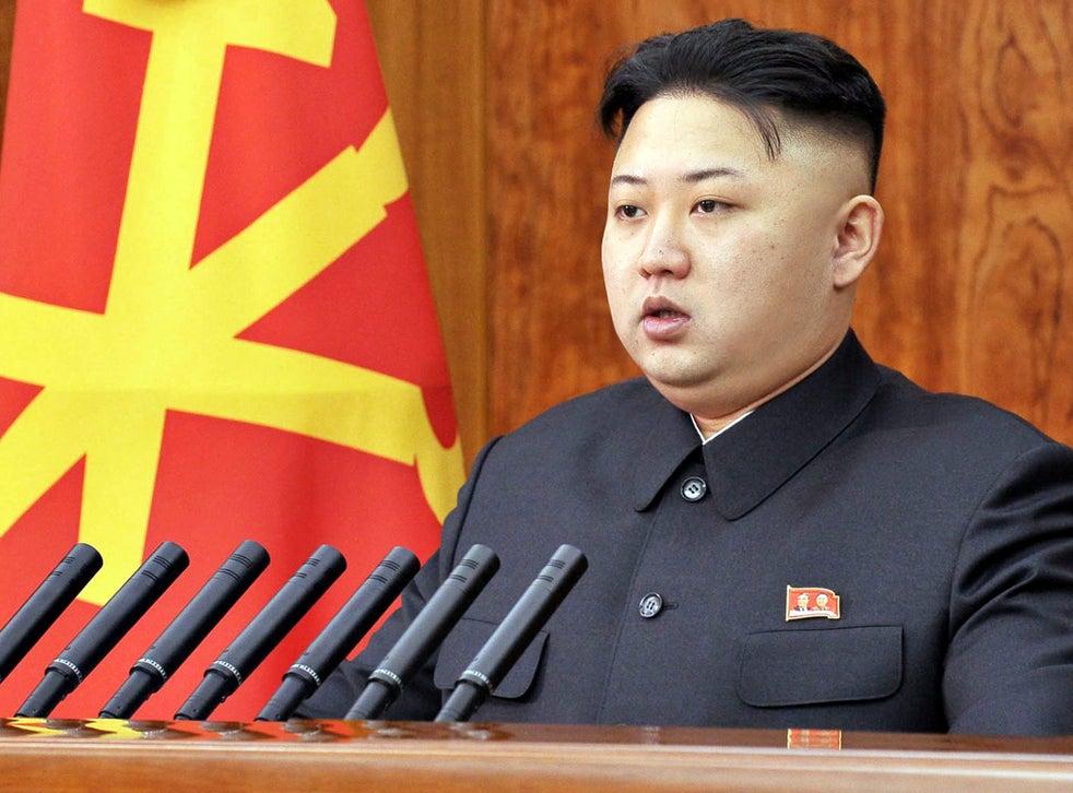 North Korean ruler Kim Jong Un