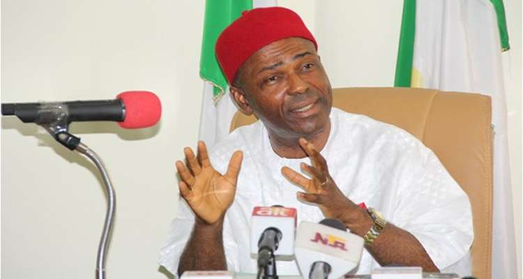 Minister of Science and Technology Dr Ogbonnaya Onu