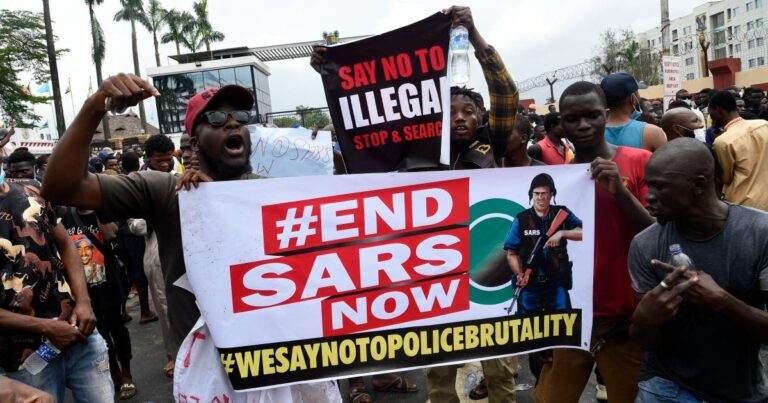 #EndSARS: NHRC panel postpones sitting indefinitely