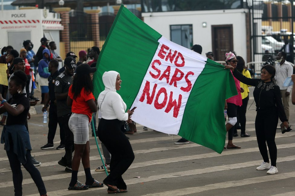 #EndSARS: 11 states submit final reports on rights violations by SARS operatives – FG