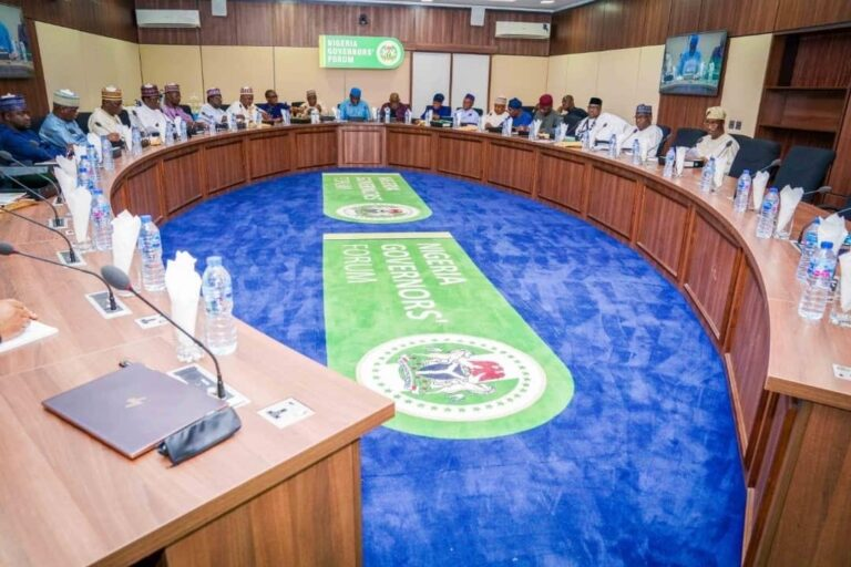 Nigerian governors to meet Wednesday over insecurity