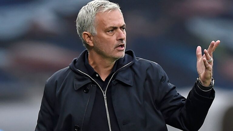 Why Wenger didn't mention me in his book, by Mourinho