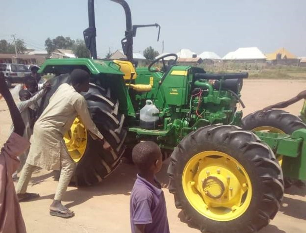 #EndSARS: 48 out of 110 'looted' tractors recovered in Adamawa – NECAS