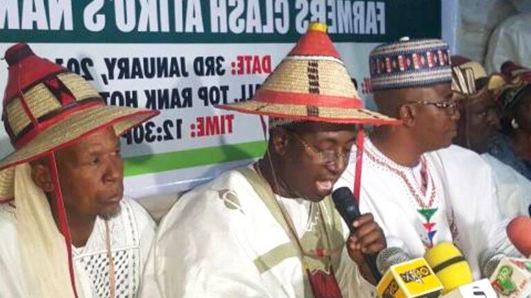 Miyetti-Allah calls for unbiased investigation into couples' death in Ebonyi