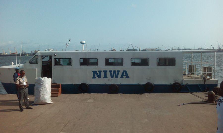 National Inland Waterways Agency, NIWA
