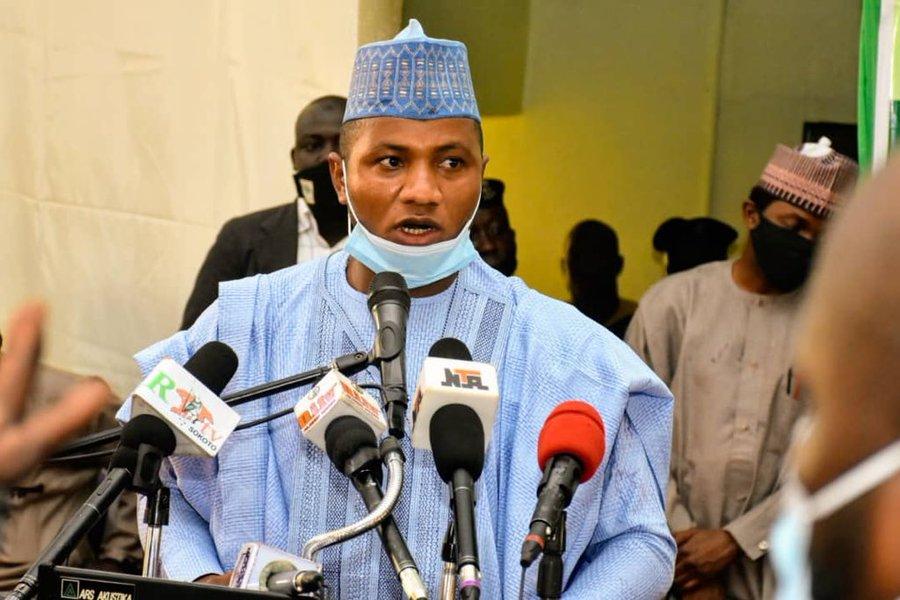 Tambuwal nominates 31-year-old as commissioner in Sokoto - Daily Nigerian