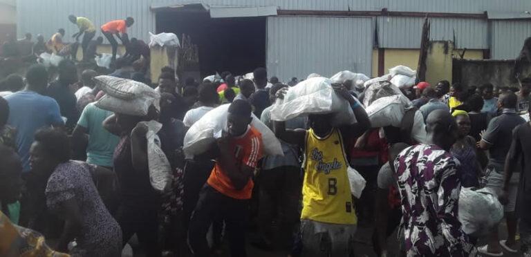 Looting: Police arrest 120 hoodlums in Adamawa