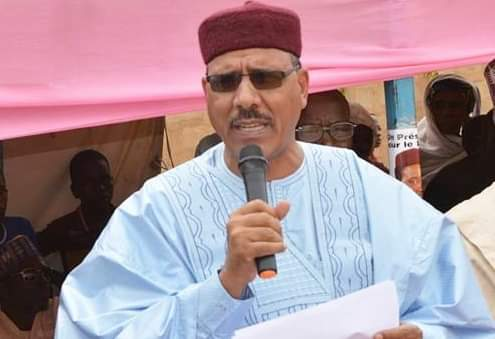 Niger Election: PNDS presidential candidate appoints President Issoufou's son as campaign leader