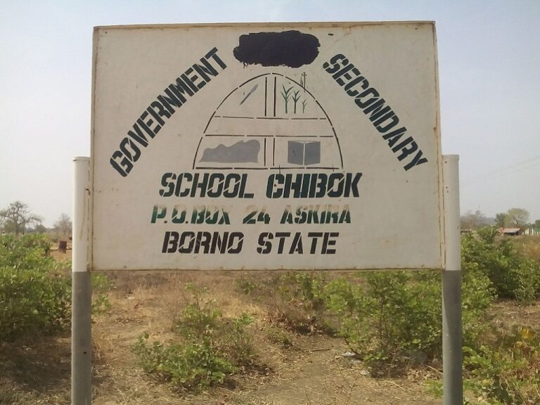Borno lawmakers back probe into N500m spent in rebuilding Chibok school