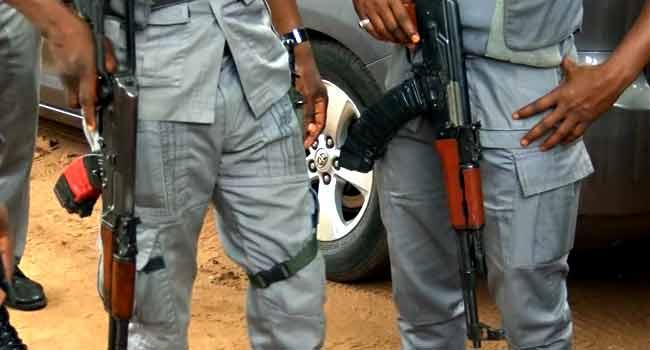 Nigerian Customs seize N312m worth of gunpowder, Indian Hemp 9 states, FCT