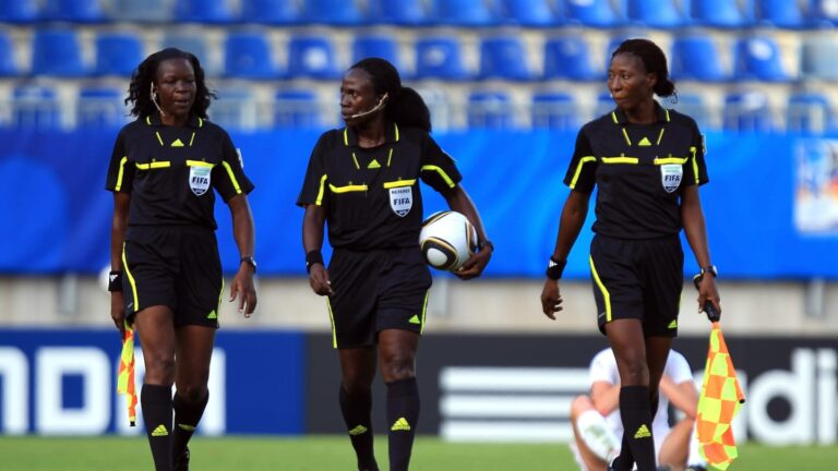 FIFA releases names of African referees, assistant referees to feature Women's World Cup 2023