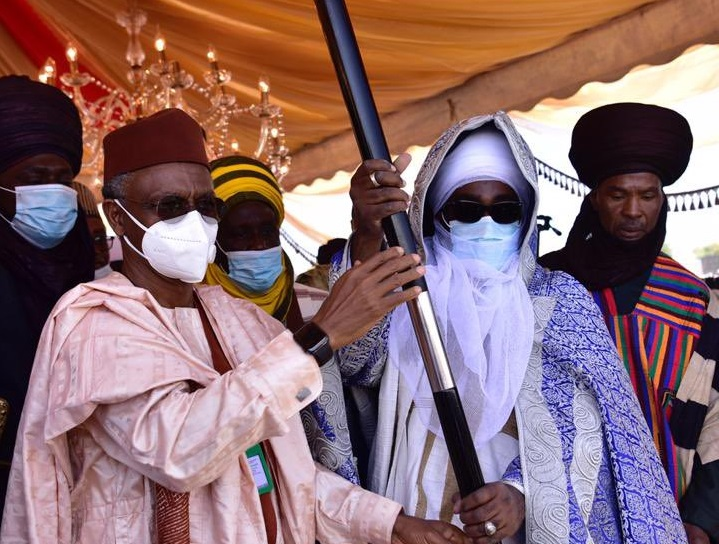9 qualities I considered in appointing Bamalli as new Emir of Zazzau