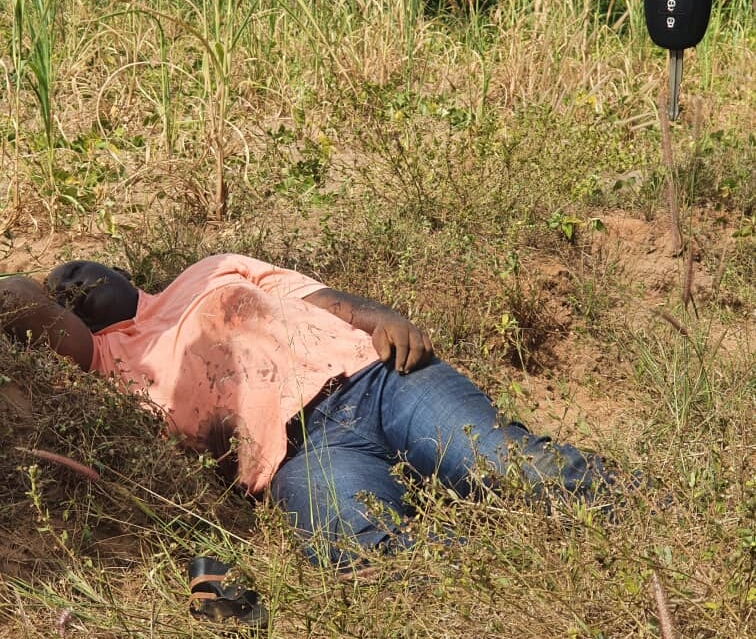BREAKING: Kidnapped Nasarawa APC chair found dead