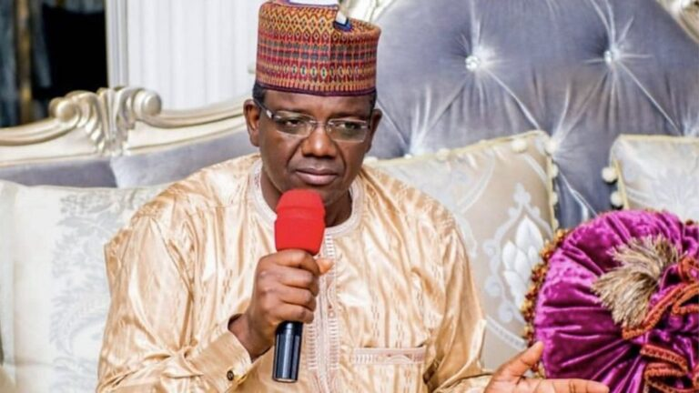 Zamfara: We're buying off gold from artisanal miners to stem its exchange for arms