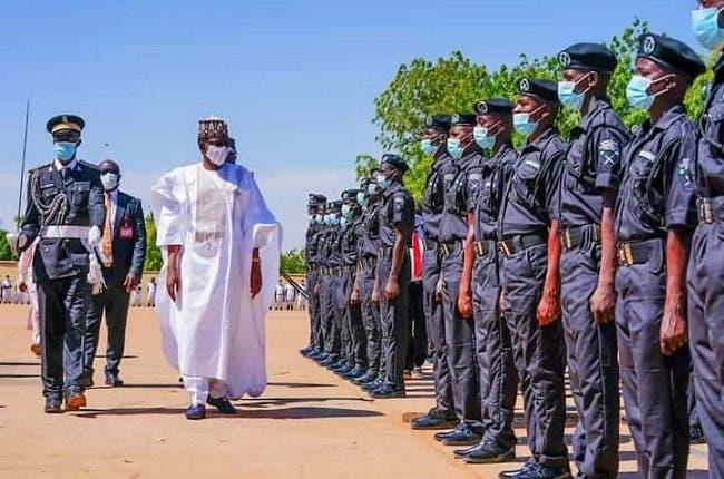 Matawalle receives 2,550 police constabularies deployed to Zamfara