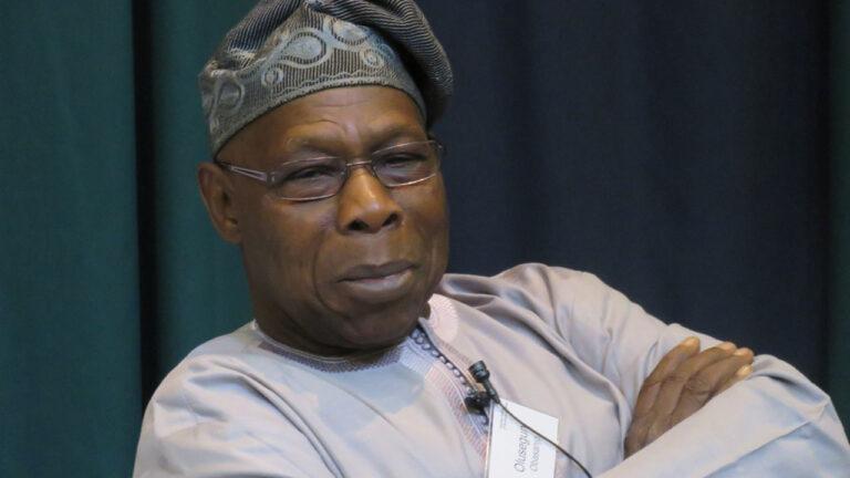 Obasanjo condemns call for Nigeria's disintegration