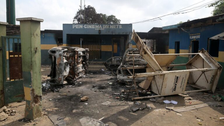 #EndSARS: Chartered Architects to offer free services for rebuilding damaged police stations, others