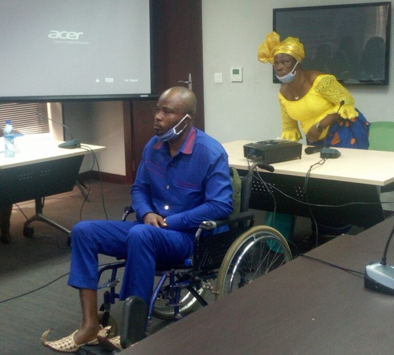 SARS officials turned me to paraplegic, Lagos trader tells Judicial Panel