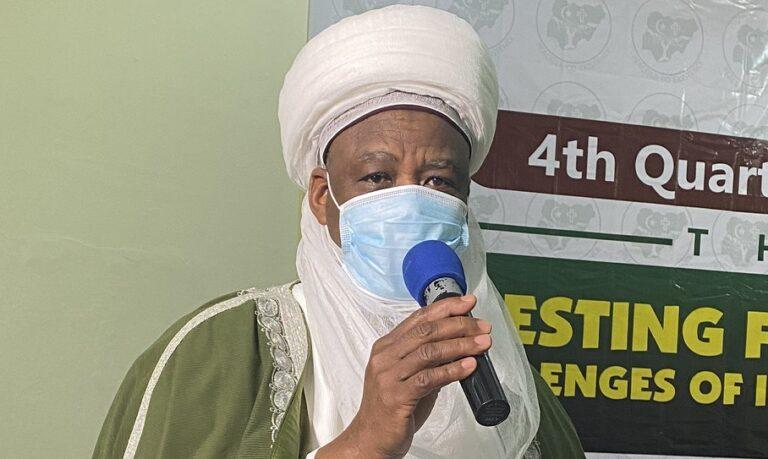Sultan to Buhari: Kankara abduction exposed lapses in Nigeria's security set-up