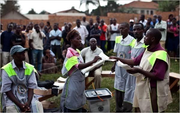 Uganda's electoral body warns of presidential campaigns cancellation