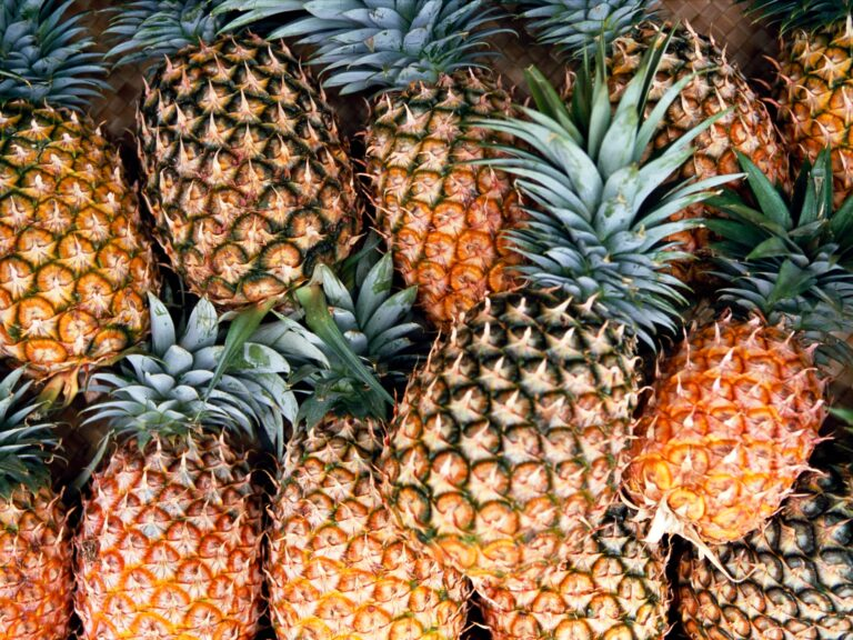 Pineapple has huge potential for foreign exchange – Institute
