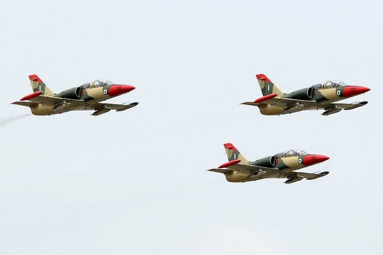 Insecurity: 3 NAF jets reactivated in Kano