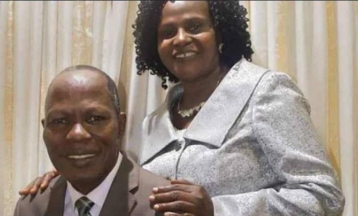 Apostle Emmanuel Egoh Bako and wife, Pastor Cindy