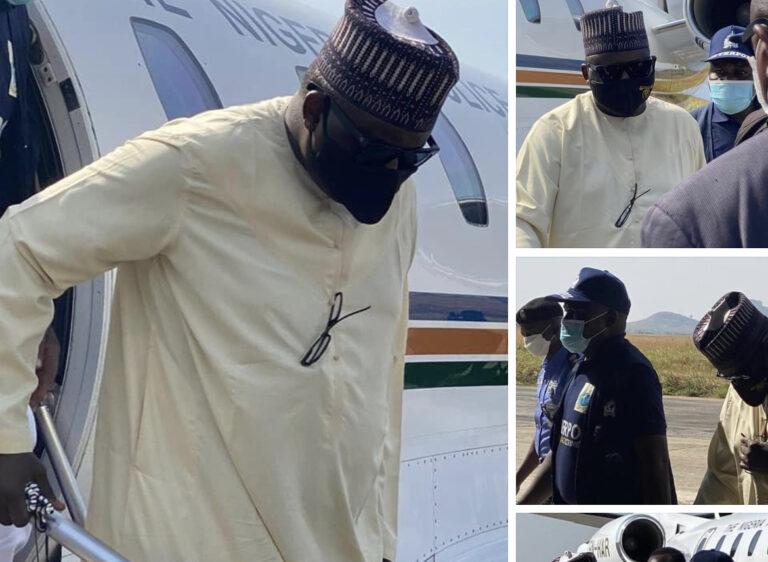 BREAKING: Abdulrashid Maina extradited to Nigeria