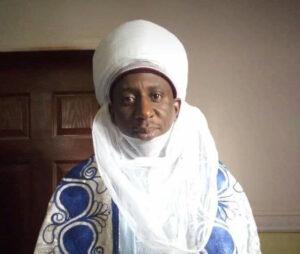 Emir of Kaura Namoda, retired Major Sanusi Muhammad Kaura