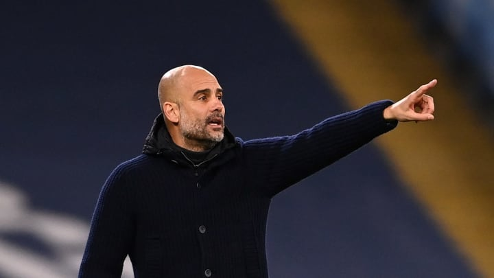 Guardiola urges Man City FC to build on winning form