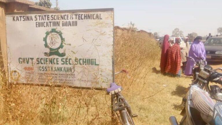 Report: Kankara school register shows 668 schoolboys still missing