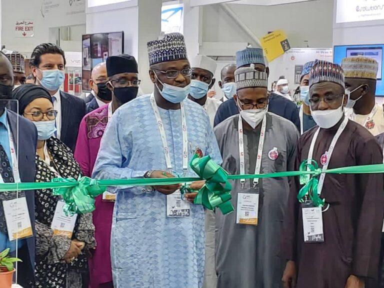 GITEX 2020: Pantami commissions Nigeria pavilion as technology exhibition week begins in Dubai