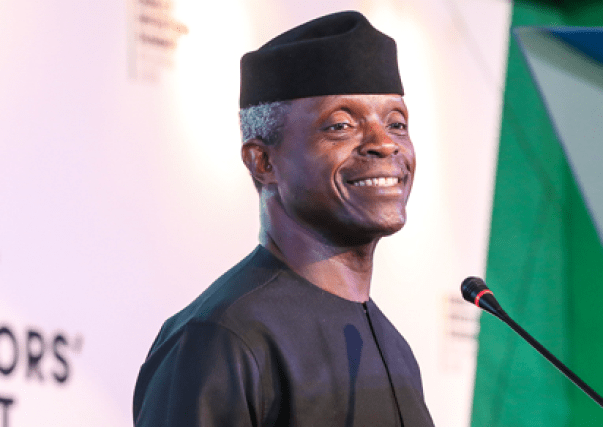 Every civil servant ought to own a house – Osinbajo