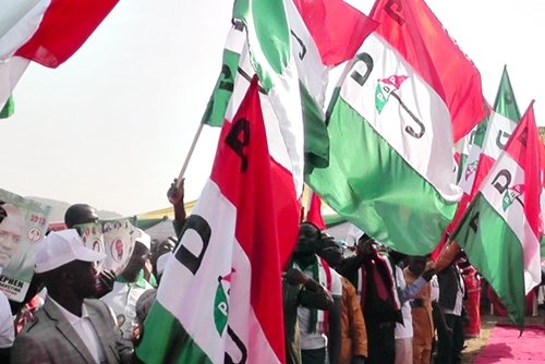 2 chairmen emerge as PDP factions in Oyo hold parallel congresses