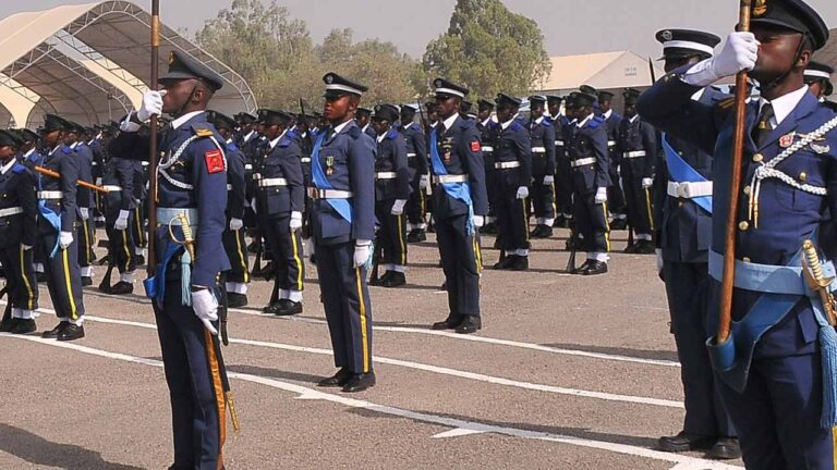 NAF decorates 16 new AVMs, 31 Air Commodores