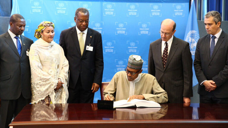 The Paris Agreement: where Nigeria stands five years after